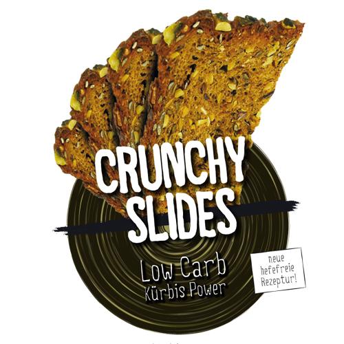 Crunchy Slides Kürbispower
