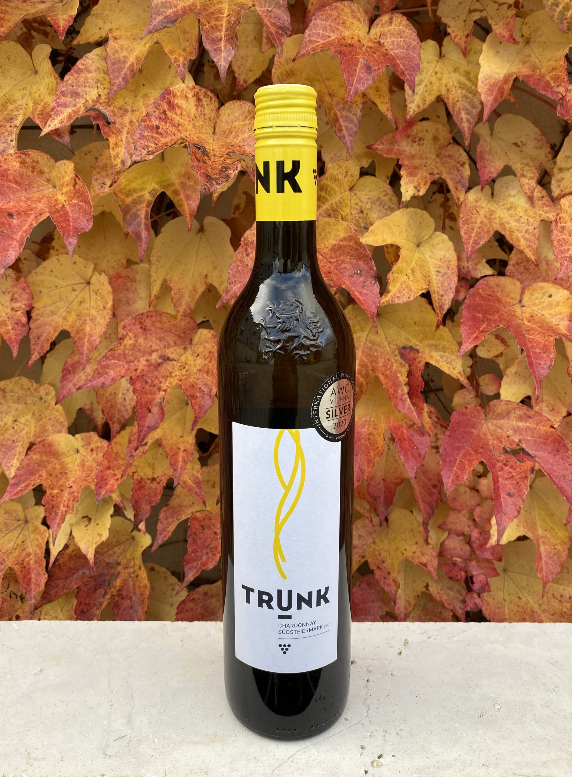 Chardonnay front 2019 Herbst