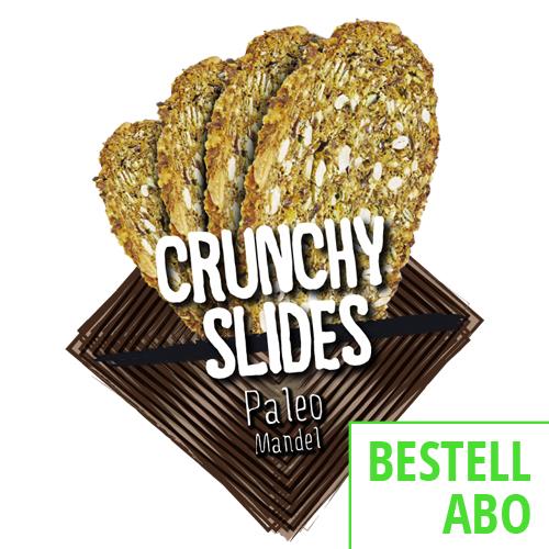 Crunchy Slides Paleo Bestellabo