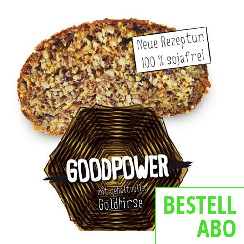 Goodpower Goldhirse Bestellabo